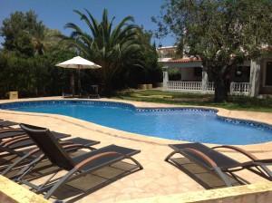 Rafa pool and terrace